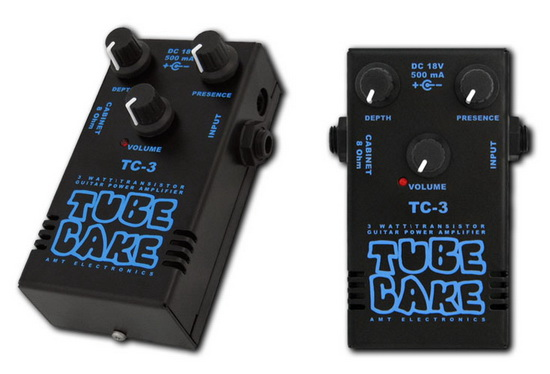 Обзор усилителя мощности AMT Electronics Tubecake Tc-3 3W