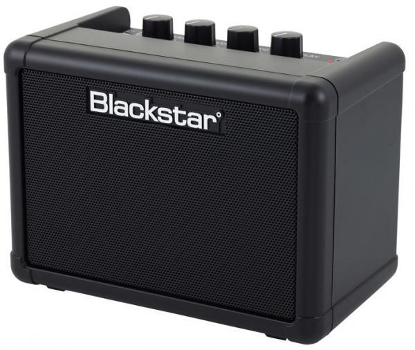 Обзор портативного комбика BlackStar Fly 3 - недорогой гитарный мини усилитель для дома с перегрузом Блэкстар Флай 3
